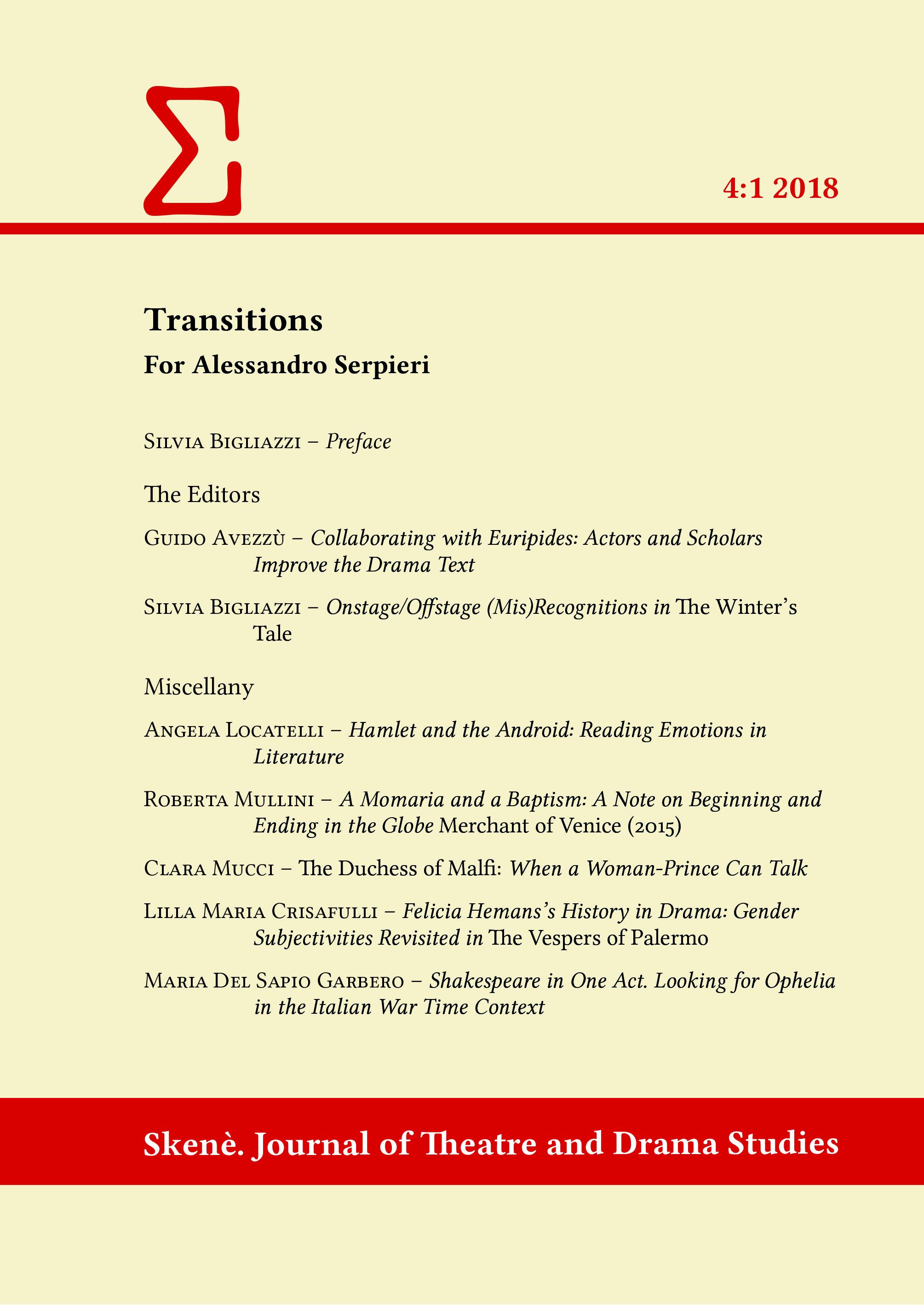 Skenè 4.1 cover